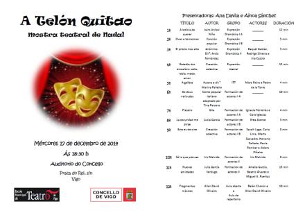 PROGRAMA A TELÓN QUITAO NADAL 2014