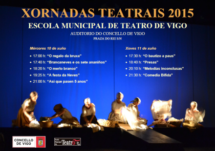 XORNADAS TEATRAIS 2015