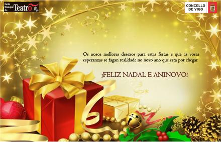 Felicitación Nadal