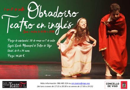 Obradoiro Teatro en Inglés 2019